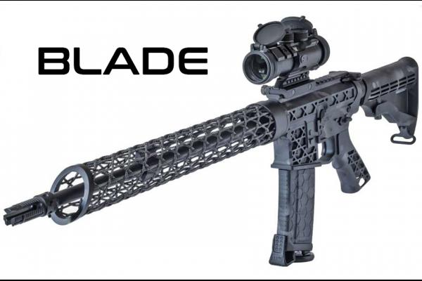 Brigand Arms - ATLAS Handguard - Lightweight Carbon Fiber